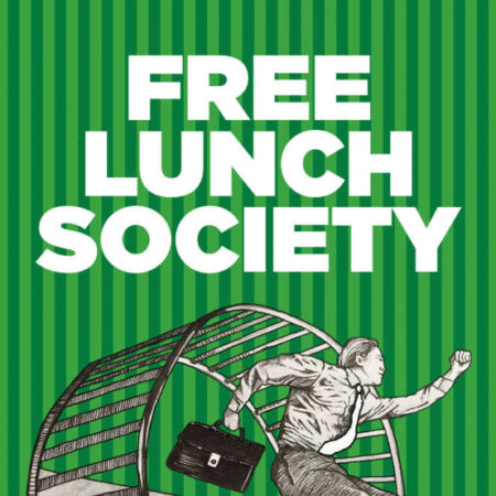 Free Lunch Society poster